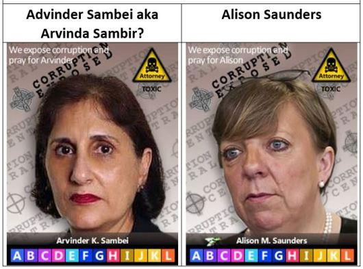 sambei and Saunders