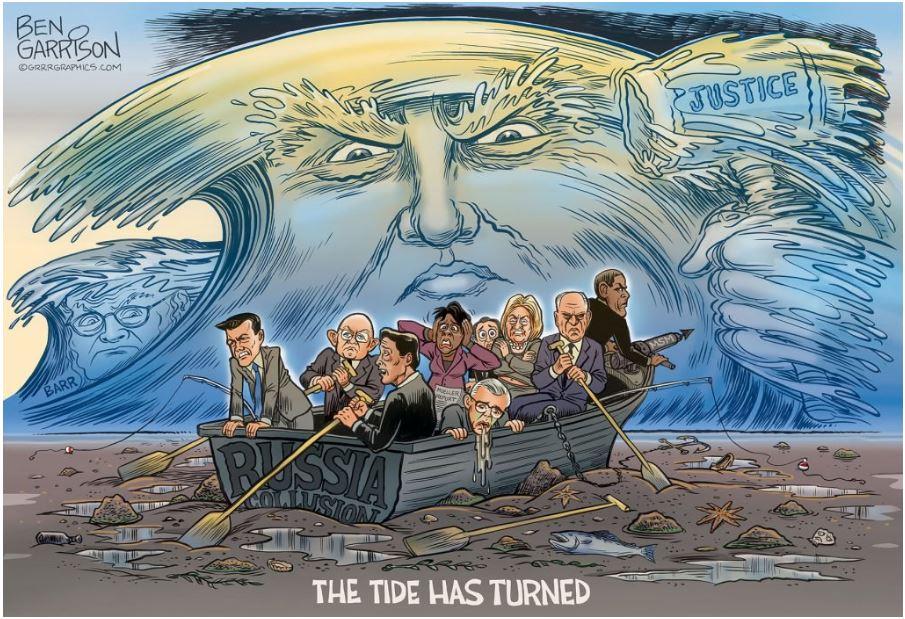 tide turned garrison