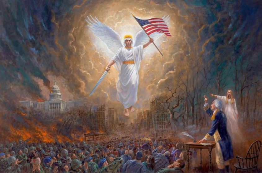 trump angel