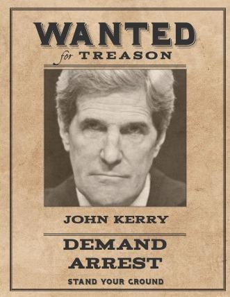 Wanted John Kerry