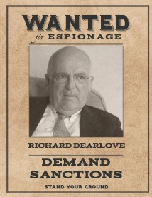 Wanted Richard Dearlove