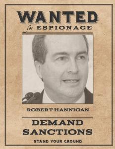 Wanted Robert Hannigan