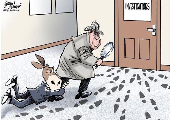 barr investigates