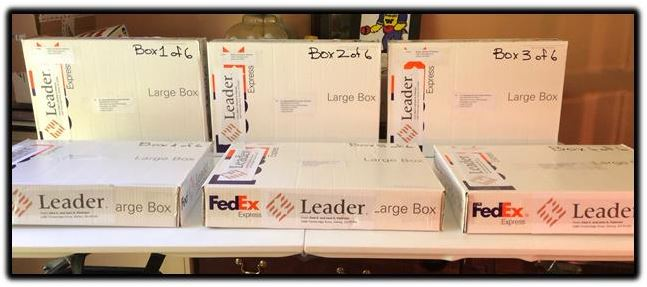 leader boxes