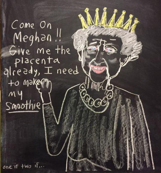 queen placenta