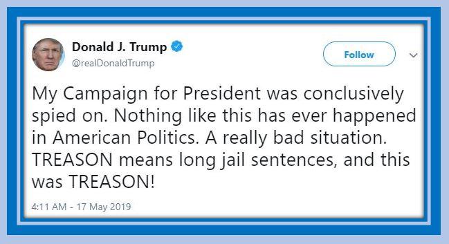 treason trump