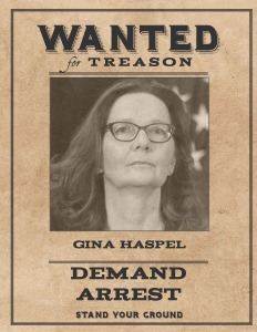 Wanted Gina Haspel