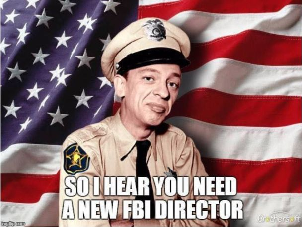 Barney FBI