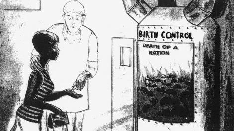 birth control genocide