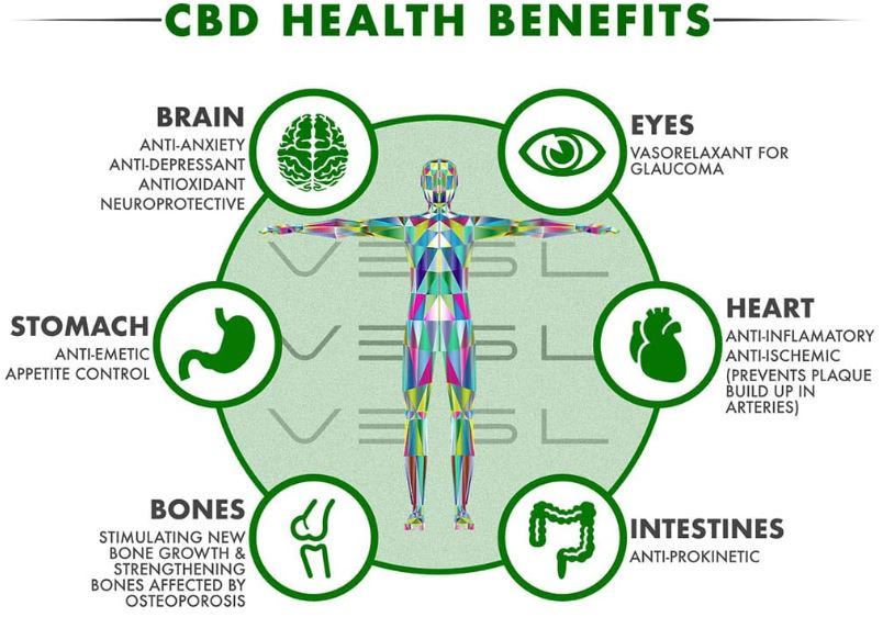 cbd health benefits