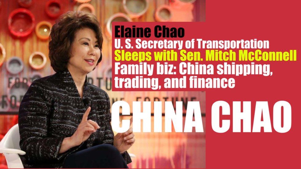 china chao traitor