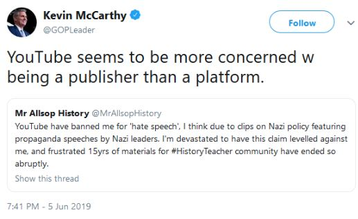 kevin mccarthy tweet.JPG