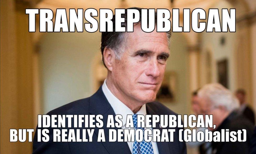 transrepublican mitt romney