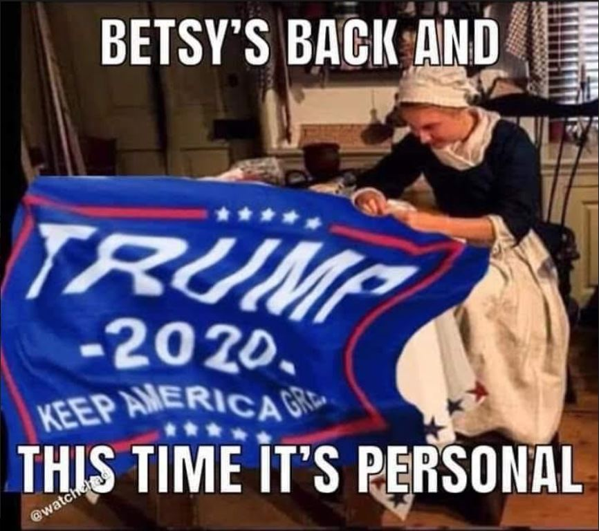 betsy is back
