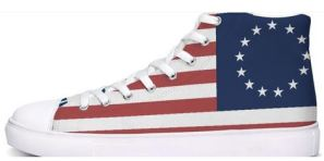 betsy ross shoe