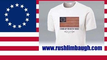 Betsy Ross tshirt