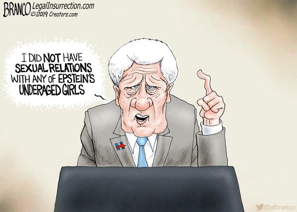 bill clinton rape