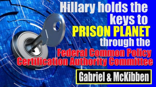 Hillary holds keys