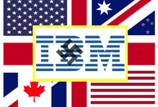 ibm five eyes nazis