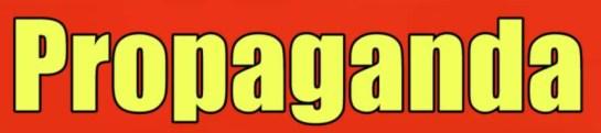 propaganda banner