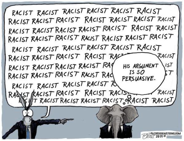 racist democrat