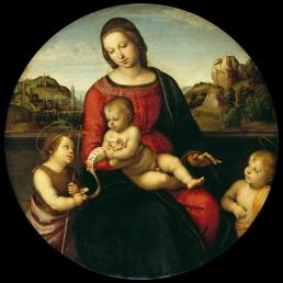 Raphael Mary Jesus children