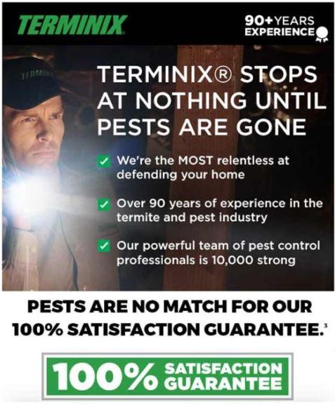 terminix rats