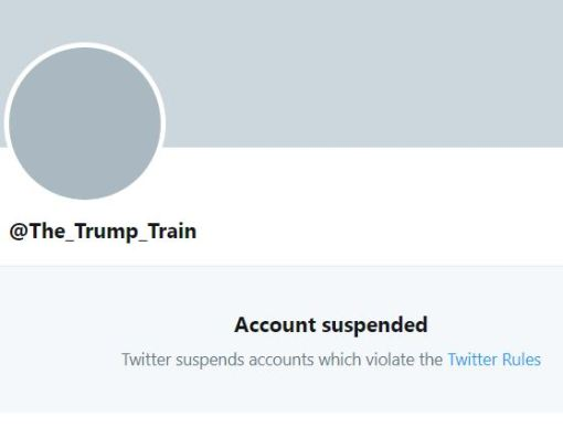 trump train suspended.JPG