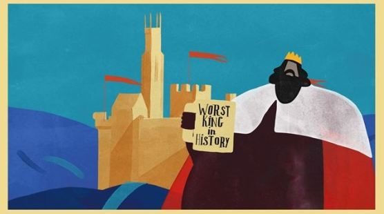 worst king in history robert bruce john.JPG