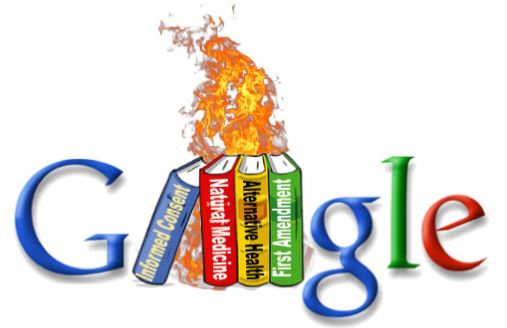 google book burning