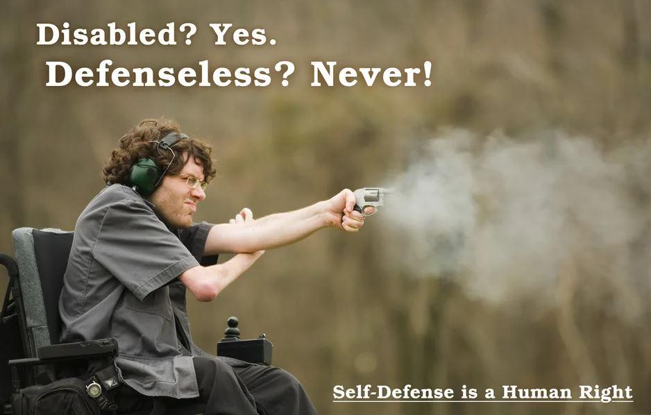 gun control handicap