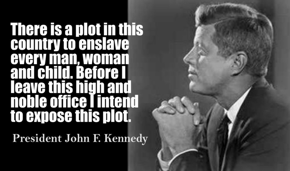 kennedy quote plot