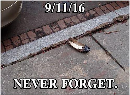 9-11 hillary clinton shoe.JPG