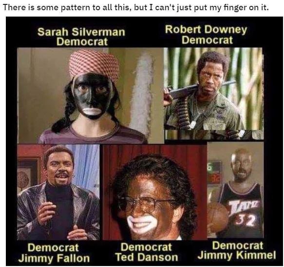 blackface democrats