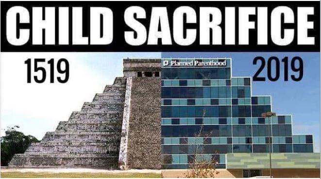 child sacrifice planned parent abortion.JPG