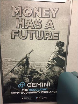 gemini cryptocurrency goldman sachs