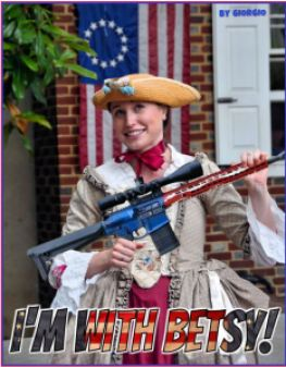 i am with betsy ross