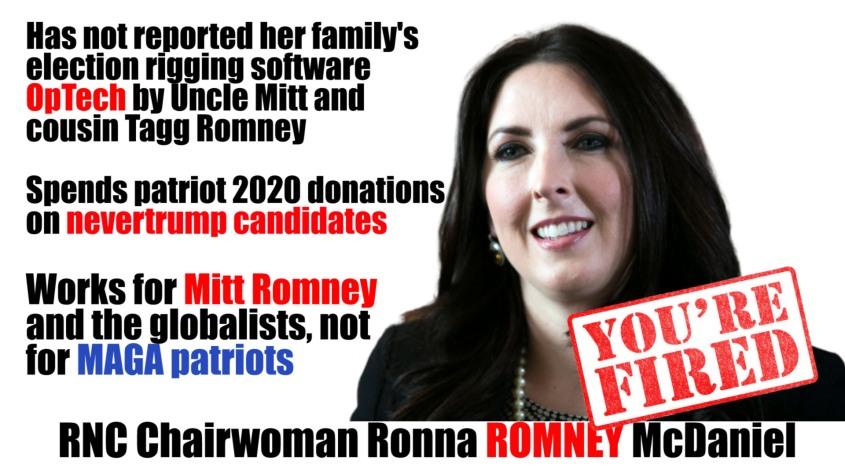 ronna romney fired.jpg