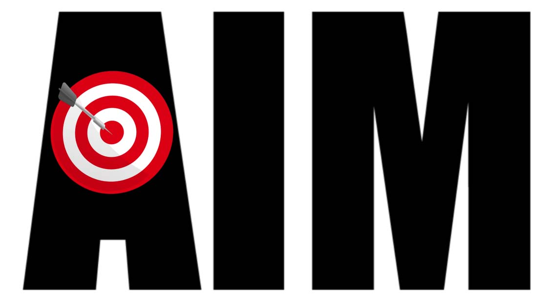 AIM with target