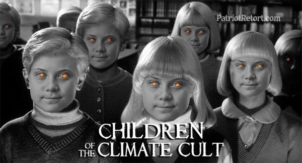 climate change children