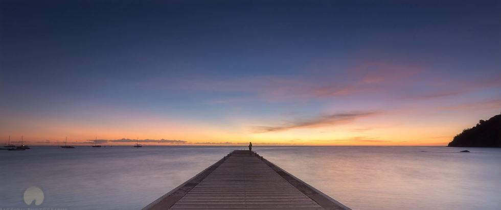 end of bridge sunset rise.JPG