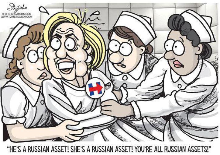 hillary russia asset