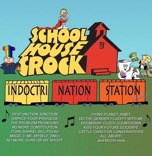 schools indoctrination centers