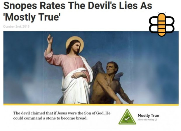 snopes devil lies 1