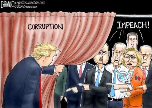 trump democrat hillary comey brennan biden corruption