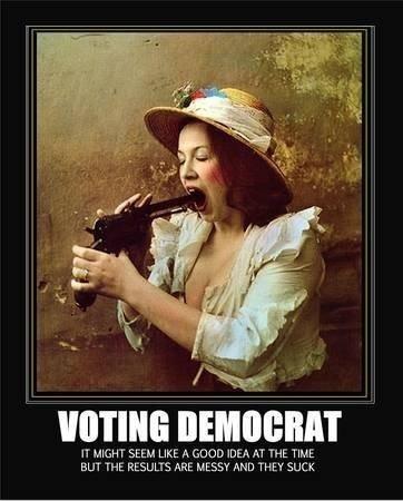 vote democrat