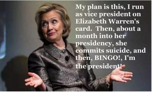 hillary plan for president.JPG