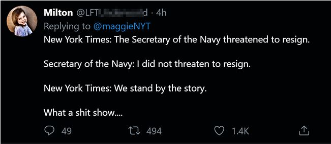 secretary of navy NYT.JPG