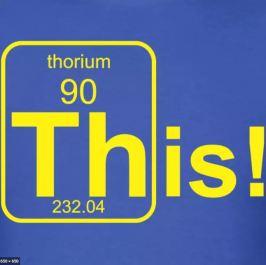 thorium this