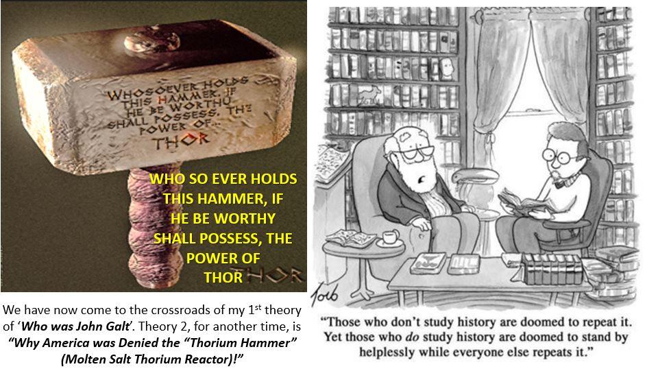 thorium thor